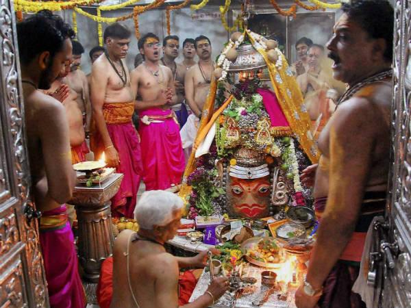 Shivaratri Mahakal Temple Ujjain Madhya Pradesh