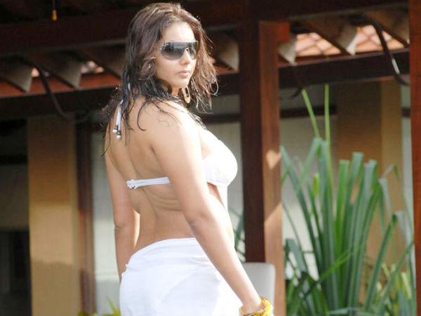 Actress Namitha Plunge Into Tamil Nadu Politics