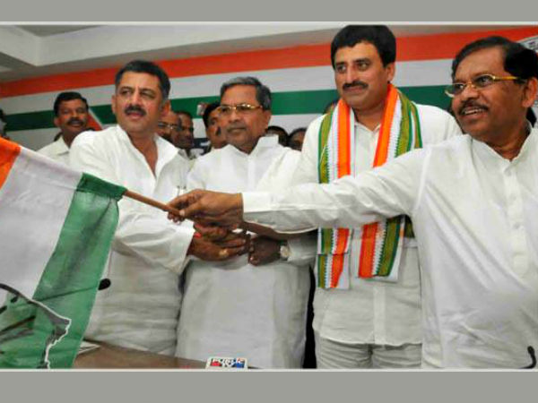 MLA CP Yogeshwar Confident of getting Cabinet berth Siddaramaiah Governement
