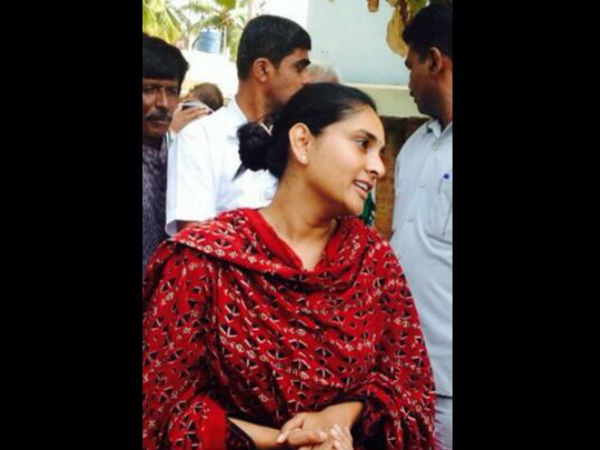 My support for the farmers goes beyond protest Tweets Former MP Ramya