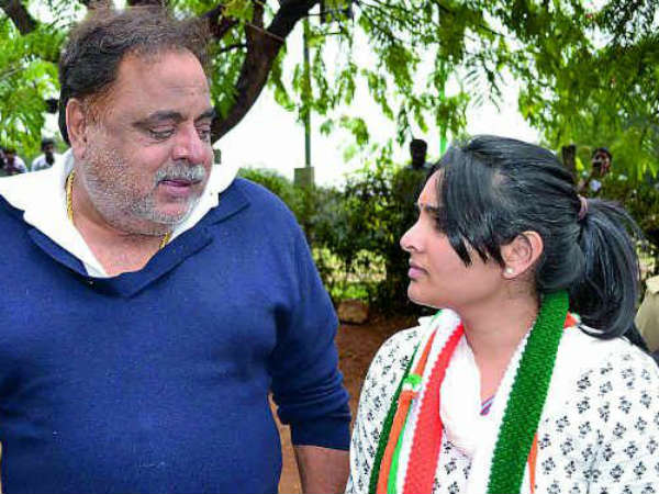Minister MH Ambareesh to campaign for Mandya candidate Ramya