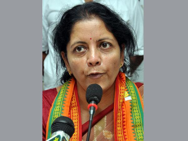 BJP announces RS nominations Nirmala Sitharaman From Karnataka