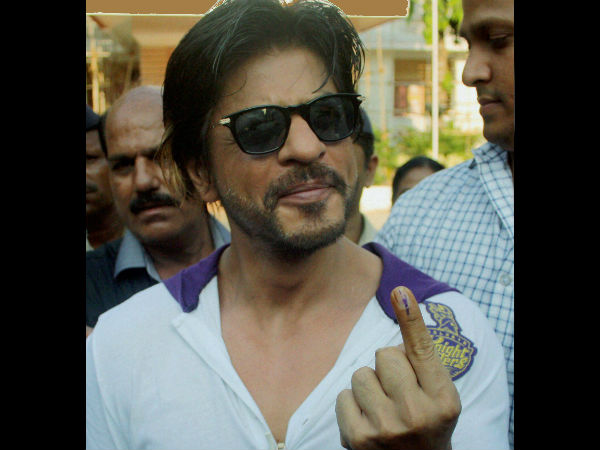 Shah Rukh Khan detained again in Los Angeles