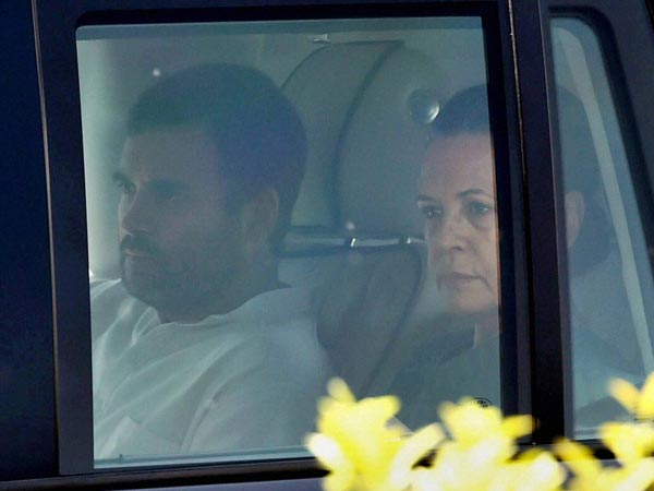 Sonia Gandhi back in hospital