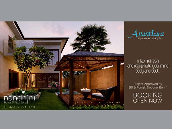 Experience Bali in Bangalore: Nandhini group launches Balinese living through 'Ananthara'