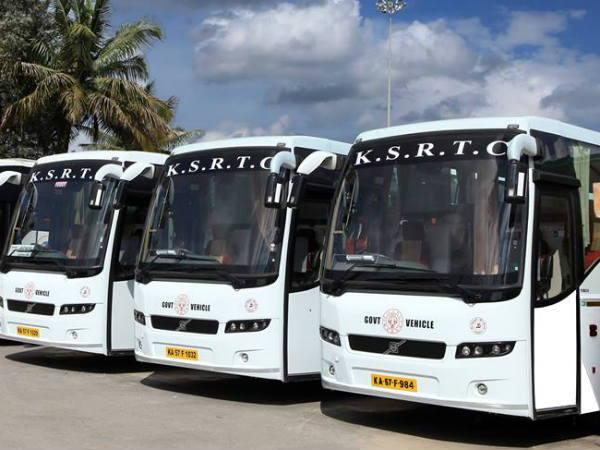 KSRTC gets national award