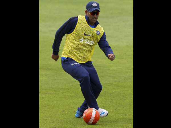 MS Dhoni is now co-owner of Chennai football team in ISL