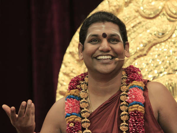 Karnataka High court has restricted Swami Nithyananda