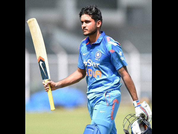 Manish Pandey Guides India To 113 Run Win Over Afghanistan A