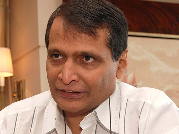 Delhi to Chennai in 6 hrs by train : Minister Suresh Prabhu