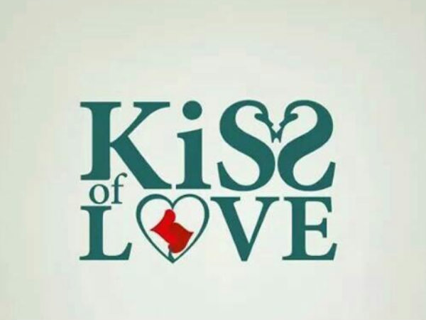 kiss of love
