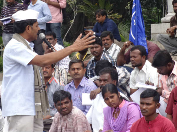 Kickout Astrologers Protest Campaign Against Astrologers