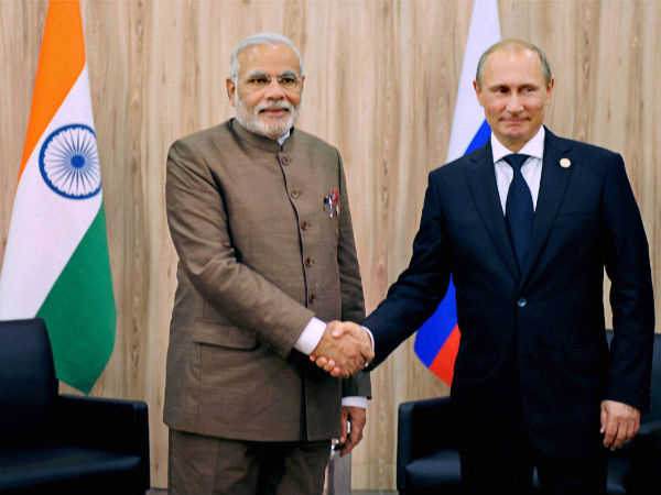 On Putin Visit, India, Russia To Hold Talks On Fifth Generation Fighter Aircraft Project