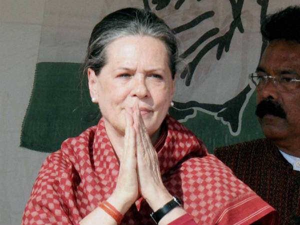 India is my home, will die here : Sonia Gandhi
