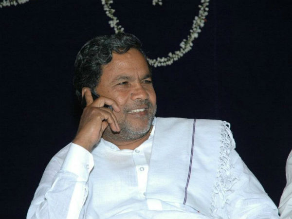 No move to take control of Mutts and Temples,Karnataka Chief Minister Siddaramaiah