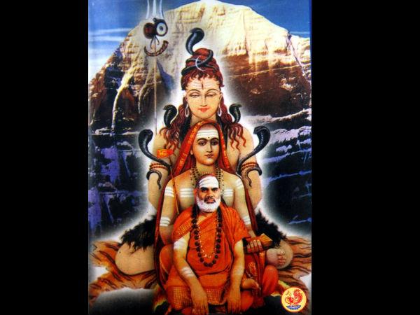 ಶೃಂಗೇರಿ ಶಾರದಾ ಪೀಠದ ಗುರು ಪರಂಪರೆಯತ್ತ ನೋಟ