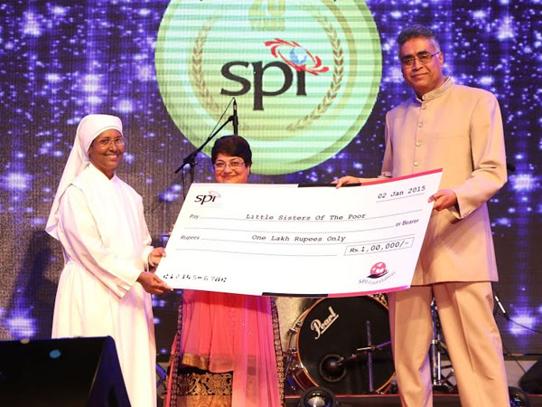 SPI confers CSR award on 'Little Sisters of the Poor' in Mysuru