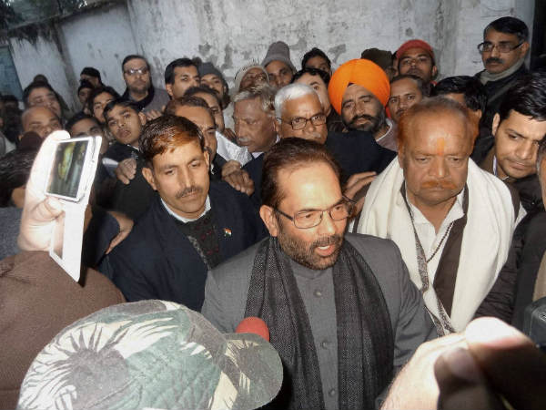 Naqvi Gets One Year Jail Term Breaching Prohibitory Orders