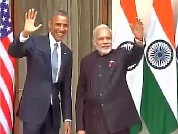 Barack Obama Lunch Modi Menu Dinner Pranab Guests List
