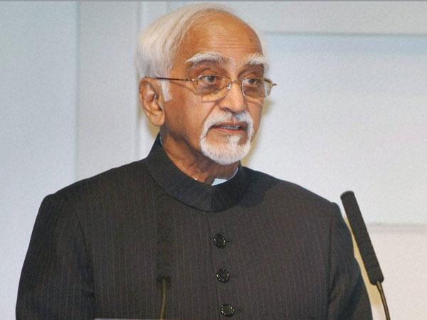 Vice President Office Clarifies Row Over Ansari Not Saluting National Anthem