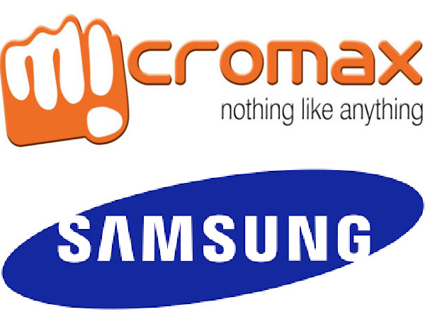 'Micromax ousts Samsung as India's largest smartphone firm'