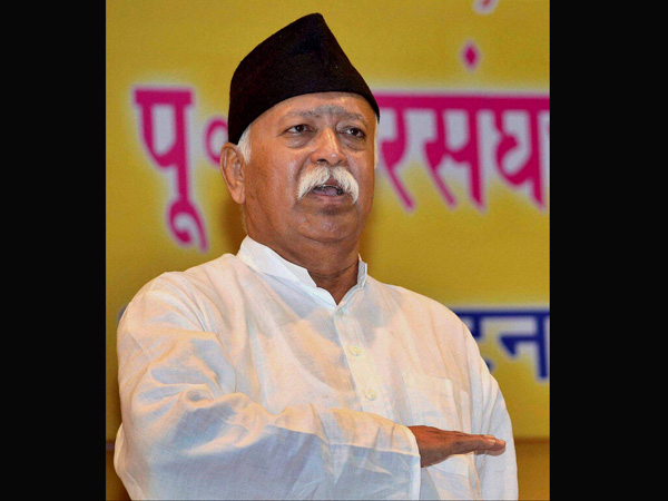 RSS Chief Mohan Bhagwat to PM Modi