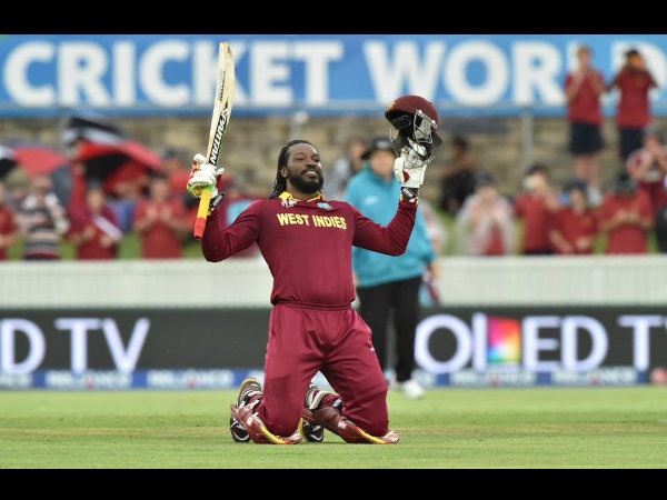 Chris Gayle breaks McCullum's record of hitting most T20I sixes