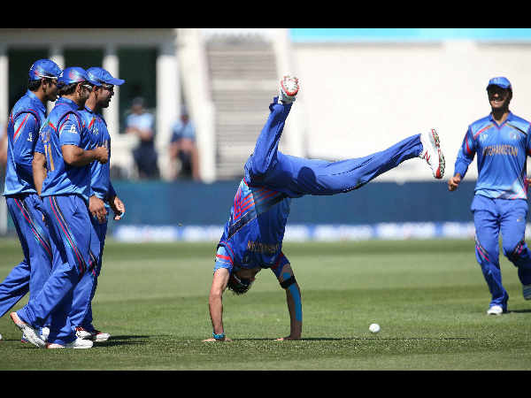 World T20: Afghanistan stun West Indies by six runs