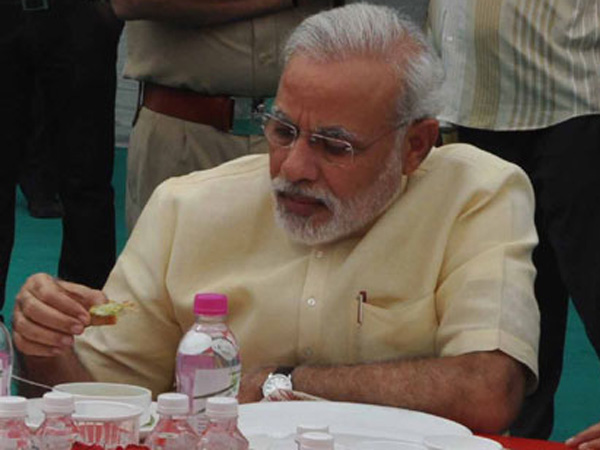 When Pm Modi Took Lunch Parliament Canteen Rs