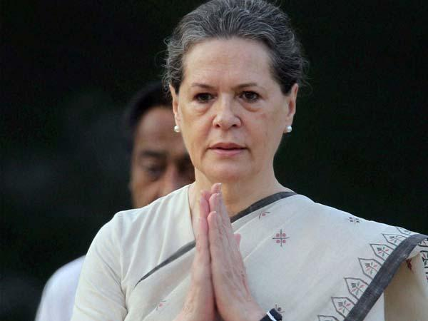 Sonia Gandhi writes letter to Hanumanthappa's mother Basamma