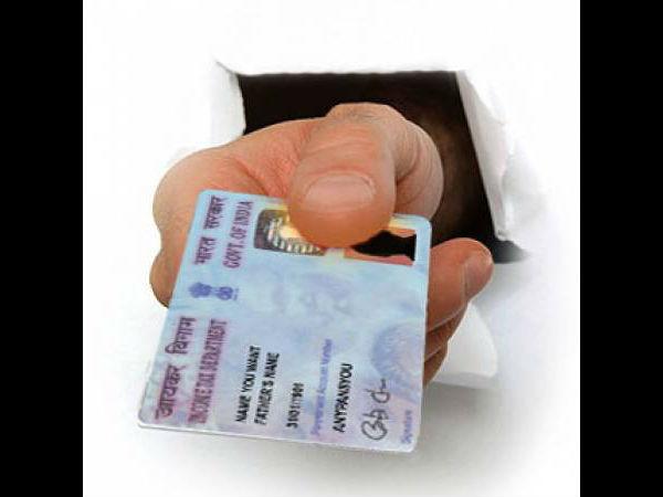 Epic Or Aadhaar Document Enough To Get Pan Card