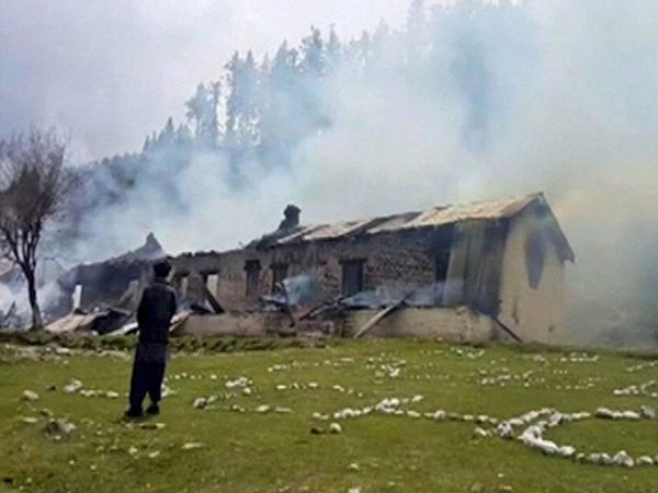 Chopper Crash Canadian High Commission To Pakistan Narrowly Misses