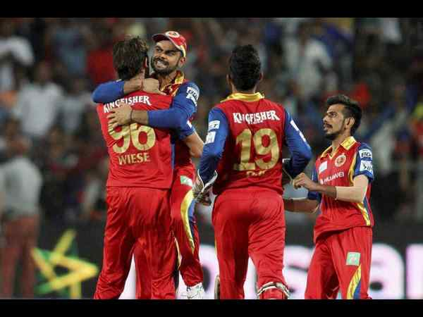 Royal Challengers Bangalore (RCB) Launch