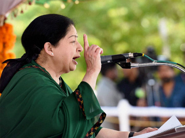 Tamil Nadu 2016 Assembly polls AIADMK releases list of candidates