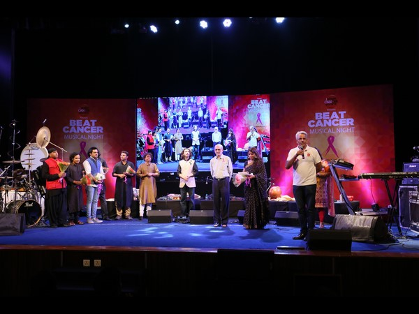 Music beats cancer at Chowdaiah memorial hall
