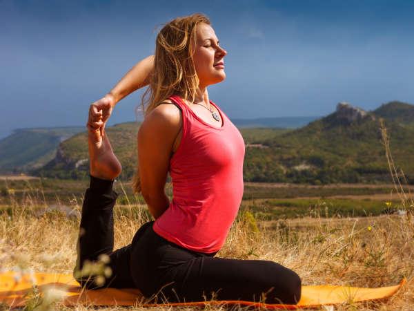 Yoga Good Health Wellness Oneindia Kannada Article Series