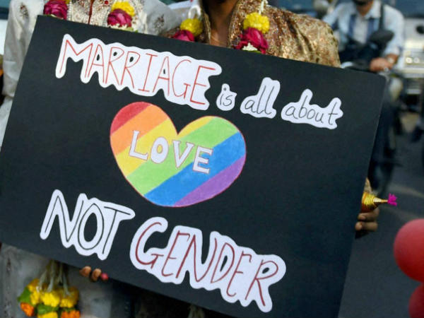 Same Sex Marriages Legalized In United States
