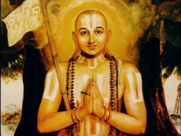 Ramanujacharya's 1,000th anniversary