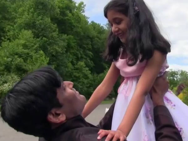 Video : Father's love is a greatest gift for kids