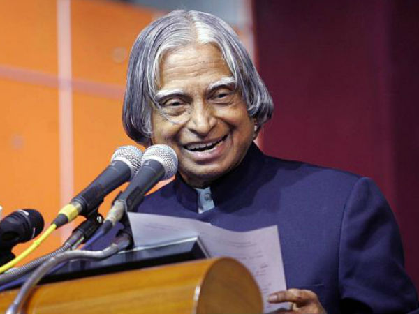 Poem On Abdul Kalam By Krs Murthy