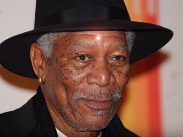 Morgan Freeman's step-granddaughter found dead in NYC