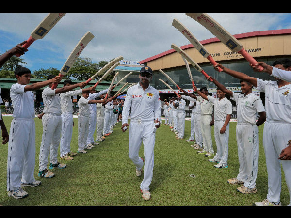 nd Test India Sri Lanka Day 4 Report Colombo Rahane Ton