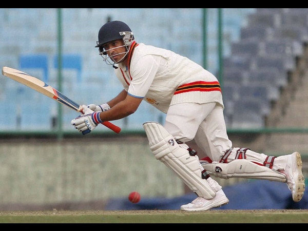 Naman Ojha to lead Rest of India against Mumbai in Irani Cup