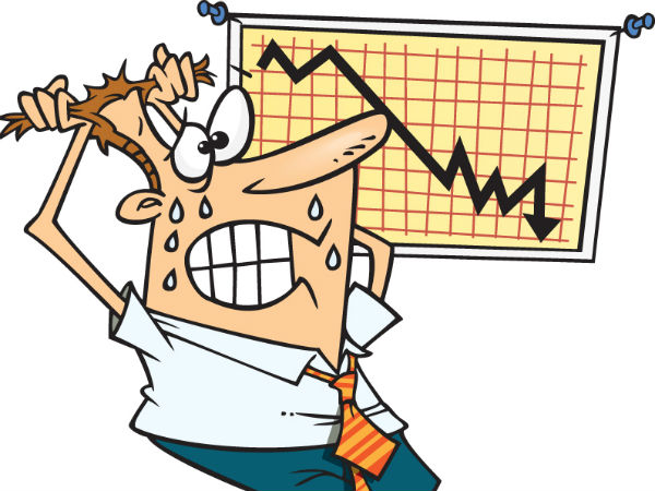 Stock Market Wealth Crashes Below Rs 100 Trillion Mark