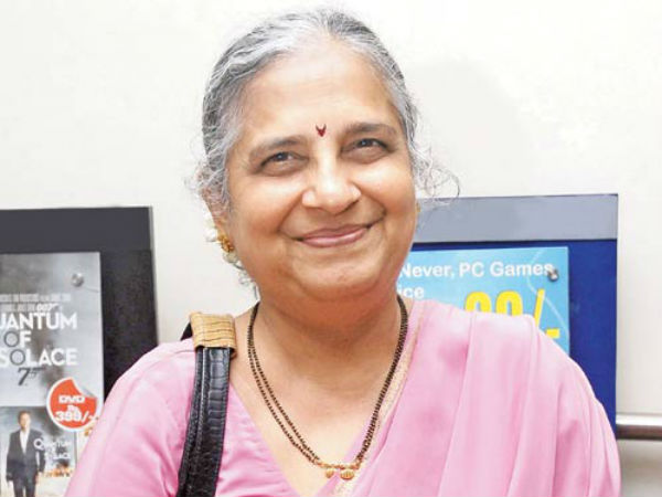 Rajya Sabha Race : Sudha Murthy Infosys rejects JDS offer