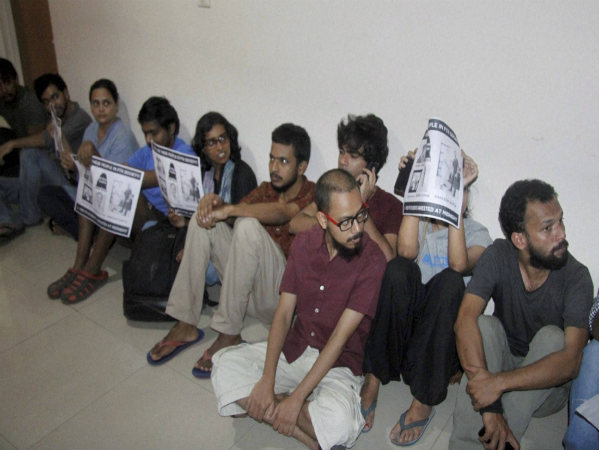 FTII students take indefinite fasting strike in Pune