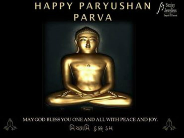 Special Article on the most important festival of Paryushana in jainism