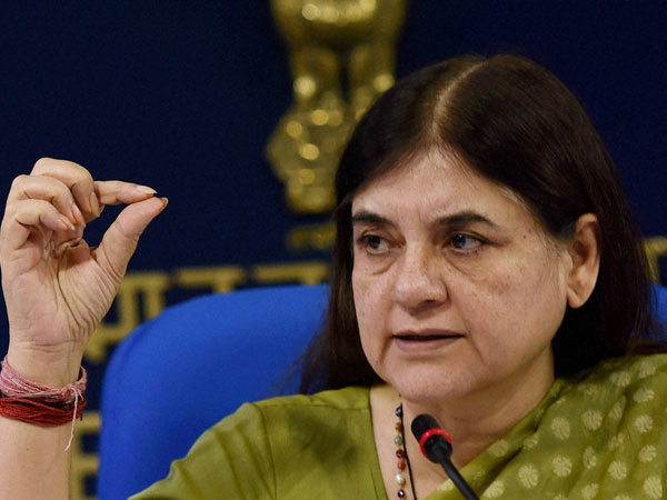 Maternity leave in private sector increase to 26 weeks : Maneka Gandhi