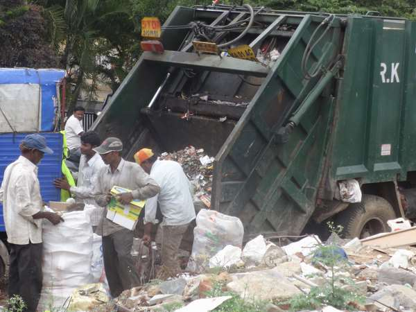 Bengaluru Garbage: BBMP Can Use Bingipura Land For 1 Month