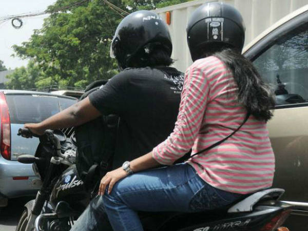Bengaluru: Helmets to become compulsory for pillion riders